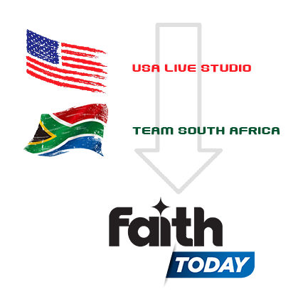 Behind the Scenes – Faith Today Live
