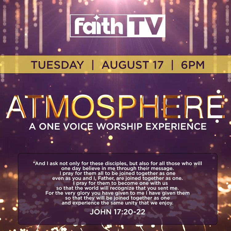 Atmosphere – Worship Experience